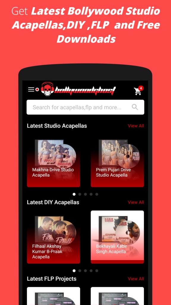 BollywoodGhost App