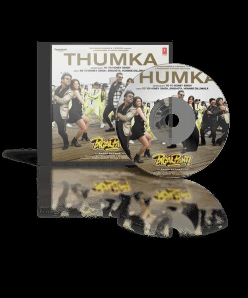 Thumka PagalPanti Studio Acapella